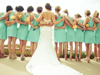 The roles & Responsibilities of a Bridesmaid