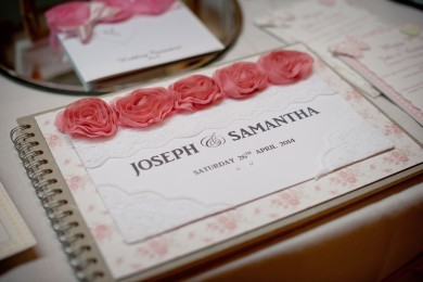 WINTER OFFER 2014: WEDDING VENUE STATIONERY