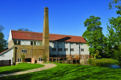 Tuddenham Mill exclusive package offer 2014