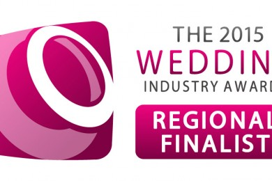 Regional Finalists! The Wedding Industry Awards 2015