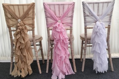 Our chair covers
